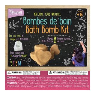 Kiss Naturals Bath Bomb Making Kit