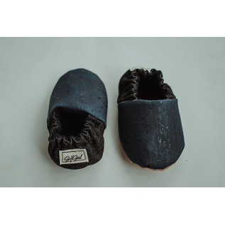 Soft Souls Liam Colour Cork/Cotton Soft Sole Baby Shoes