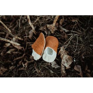 Soft Souls Charlie Colour Cork/Cotton Soft Sole Baby Shoes