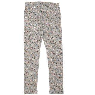 WHEAT KIDS Jersey Leggings (Dusty Dove Floral) by Wheat