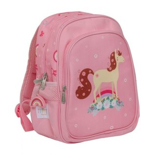 A Little Lovely Company Horse Toddler Size Backpack