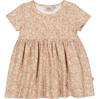 WHEAT KIDS Bees & Flowers Print Organic Cotton Nova Dress by Wheat Kids