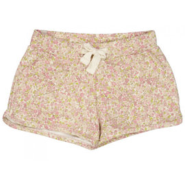 WHEAT KIDS Bees & Flowers Print 'Edda' Shorts by Wheat