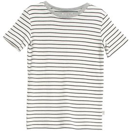 WHEAT KIDS Ink Stripe T-Shirt 'Wagner' Style by Wheat