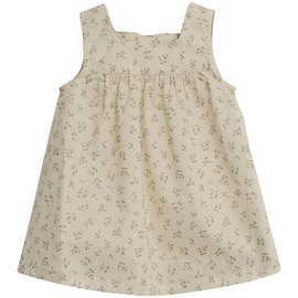 WHEAT KIDS 'Ayla' Style Eggshell Flowers Print Dress by Wheat