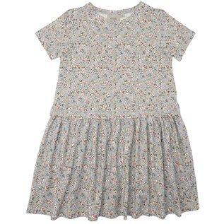WHEAT KIDS 'Adea' Style Dusty Dove Flowers Dress by Wheat