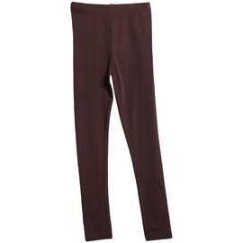 WHEAT KIDS Eggplant Merino Wool Legging by Wheat