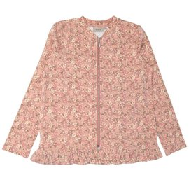 WHEAT KIDS Alicia Cardigan Rose Flowers Print by Wheat Kids
