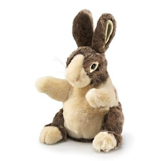 Folkmanis Puppets Baby Dutch Rabbit Hand Puppet