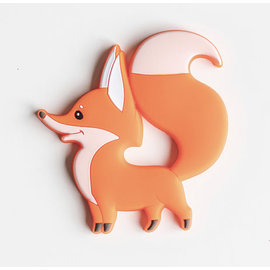 Brumbly Baby Fox Silicone Teether