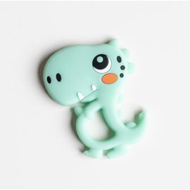 Brumbly Baby Dino Silicone Teether