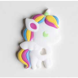 Brumbly Baby Unicorn Silicone Teether