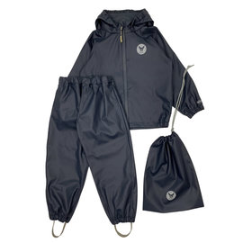 WHEAT KIDS 'Charlie' Style Rain Wear 2 Piece Set (Ink Colour) by Wheat