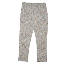 WHEAT KIDS Soft Pants 'Abbie' Style Dusty Dove Flowers Print by Wheat Kids