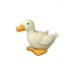 Gluckskafer Felt Duck