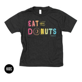 Eat More Donuts Tee