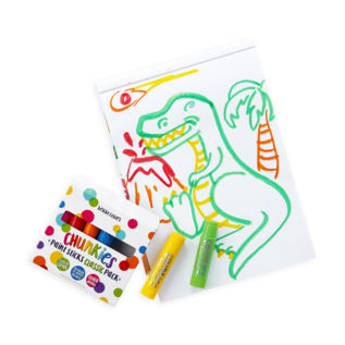 Ooly Chunkies Paint Sticks NEON (6-Pack)