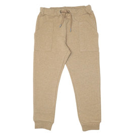 WHEAT KIDS Nuno Style Sand Melange Sweatpants by Wheat