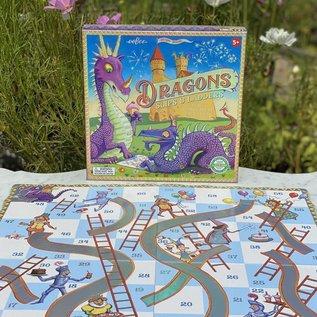 Eeboo Dragons Slips & Ladders