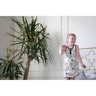 Botanical Bamboo Tank Dress