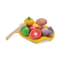 Plan Toys Assorted Vegetable Set to Cut by Plan Toys