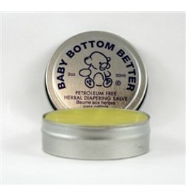 Mother Earth Baby Bottom Better Diaper Salve