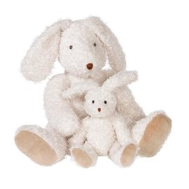 Moulin Roty Large Cuddly Soft Rabbit Toy (36cm) by Moulin Roty