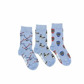 Friday Sock Co Organic Cotton Hockey Socks by Friday Sock Co