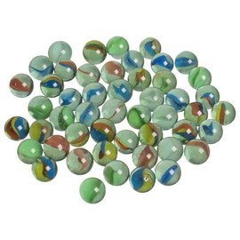 Goki Cat's Eye Glass Marbles