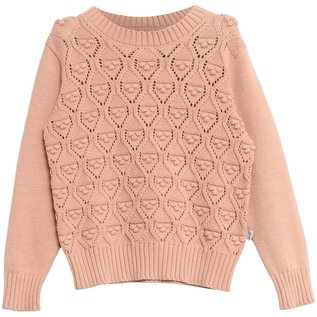 WHEAT KIDS Misty Rose Leise Pullover by Wheat Clothing