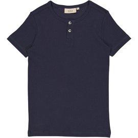 WHEAT KIDS Bertram Style T-Shirt, Marina Colour by Wheat