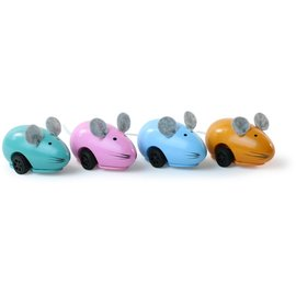 Vilac Funny Friction Mice by Vilac (Sold Individually)