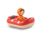 Plan Toys Coast Guard Boat by Plan Toys