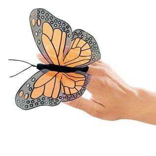 folkmanis Mini Monarch Finger Puppet