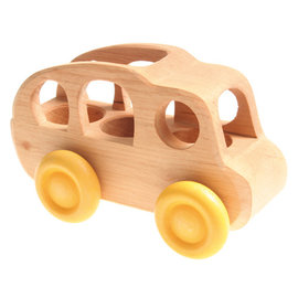 Grimms Wooden Bus by Grimms