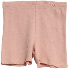 WHEAT KIDS Rib Shorts by Wheat Kids