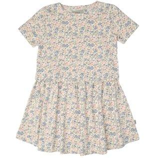 WHEAT KIDS 'Adea' Style Flowers & Seashells Print Dress by Wheat