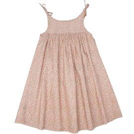 WHEAT KIDS Misty Rose Flowers Print, Elise Dress by Wheat Kids