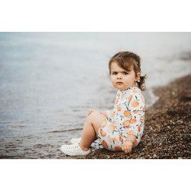 """Tyed Clothing One Piece UV Sunsuit """"Ella"""" Print by Tyed Clothing"""