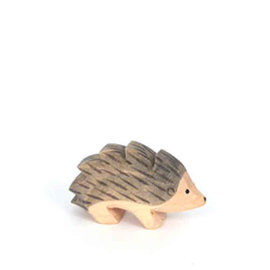 Ostheimer Wooden Figures ~ Hedgehog ~ by Ostheimer (sold Individually)