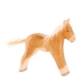 Ostheimer Wooden Figures ~ Horse & Pony~ by Ostheimer