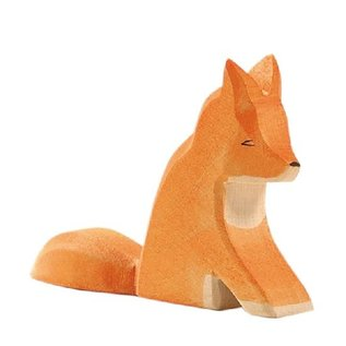 Ostheimer Wooden Figures ~ Fox ~ by Ostheimer (Sold Individually)