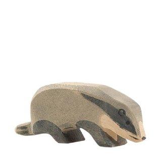 Ostheimer Wooden Figures ~ Badger ~ by Ostheimer