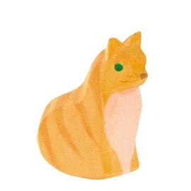 Ostheimer Wooden Figures ~ Cat ~ by Ostheimer