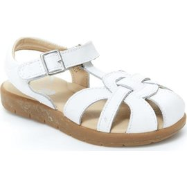Stride Rite 'Summer Time' Style White Colour Sandal by Stride Rite