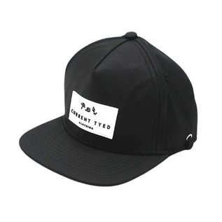 Tyed Clothing Made for Shae'd Waterproof Snapbacks (Black) by Current Tyed