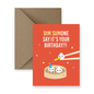 Impaper Birthday Cards by Impaper
