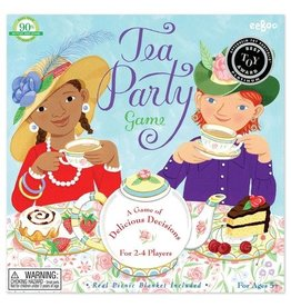 Eeboo Tea Party Spinner Game by Eeboo