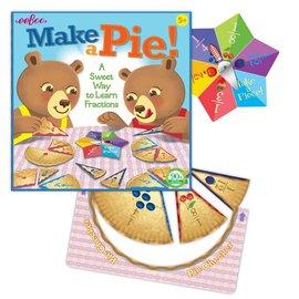 Eeboo Make a Pie Board Game