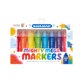Ooly Mighty Mega Markers by Ooly